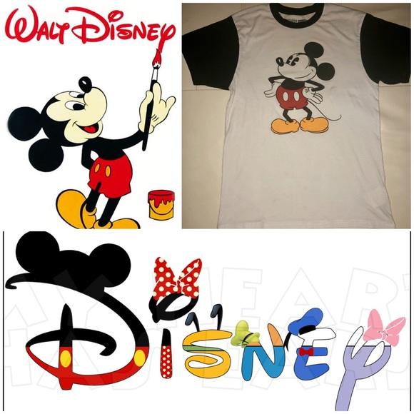 Vans x Disney Mickey Tee Shirt